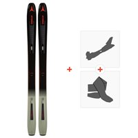 Ski Atomic Vantage 107 TI 2019 + Fixations de ski randonnée + PeauxAA0027190