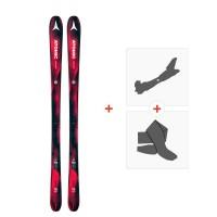 Ski Atomic Vantage 85 2018 + Fixations de ski randonnée + PeauxAA0026634