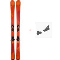 Ski Elan Amphibio 84 Ti Power Shift + Elx 11.0 2019