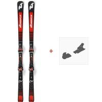 Ski Nordica Dobermann GSR RB + Xcell 14 Fdt 2019