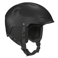 Helmet Scott Apic Helmet Black Matt