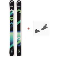 Ski Head The Show 2018 + Fixations de ski311547