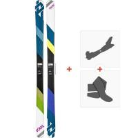 Ski Völkl Alley 2014 + Fixations de ski randonnée + Peaux113358