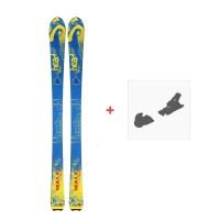 Ski Head Nebula 78 2014 + Fixations de ski