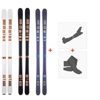Ski Scott The Ski 2016 + Fixations de ski randonnée + Peaux239670