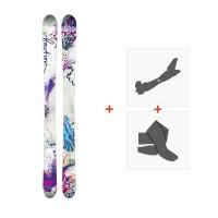 Ski Faction Supertonic 2016 + Fixations de ski randonnée + Peaux