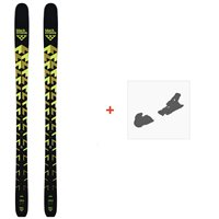 Ski Black Crows Orb 2019 + Fixation de ski