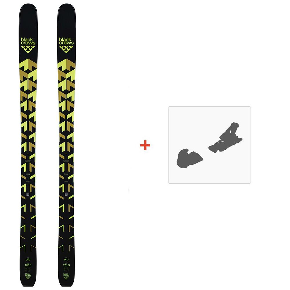 Ski Black Crows Orb 2019 + Ski Bindings - Online ski shop 72e6b79b6