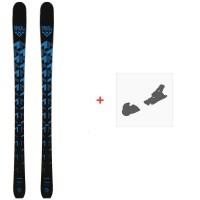 Ski Black Crows Vertis 2019 + Fixation de ski
