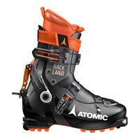 Atomic Backland Carbon Black Anthracite Orange 2019