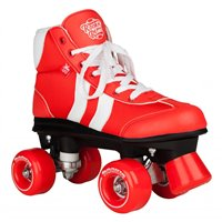 Rookie Rollerskates Retro V2.1 Red/White 2019