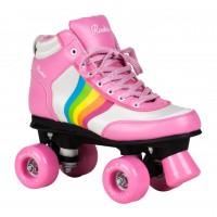 Rookie Rollerskates Forever Rainbow V2 Pink / Multi 2019