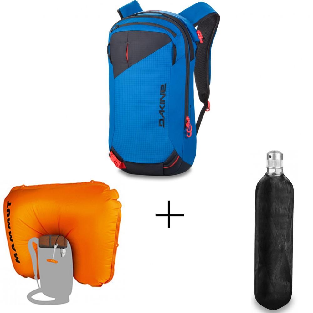 modern design 2018 sneakers speical offer Airbag backpack package Dakine Poacher RAS 18L 2019