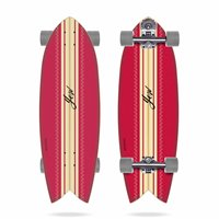 """Yow Coxos 31"""" Dream Waves Series Surfskate Complet 2019"""