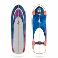 "Yow La Santa 33"" High Performance Series Surfskate Complet 2019"