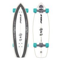 "Yow La Loca 31.5"" Signature Series Surfskate Complet 2019"