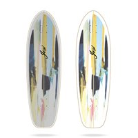 """Yow Teahupoo 34"""" Power Surfing Ser Deck Only 2019"""