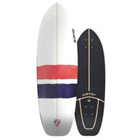 "Surf Skate Carver Thruster 32.25\"" C7 2019 - Deck Only26312-D"
