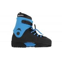 Razors Skate Genesys LE Boot Black / Black SF Blue Kit 2018