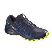 Salomon Shoes Speedcross 4 GTX S Race Ltd Navy 2018