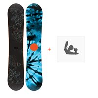 Snowboard Yes Jackpot 2019 + Fixation de Snowboard