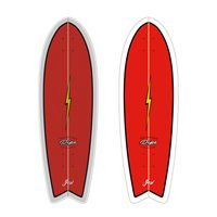"""Yow Pipe 32"""" - Power Surfing Series - Deck Only 2019"""