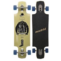 "Longboard Madrid Riot TM M Set Tailored 34"" Complete 2015"