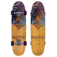 "Skateboard Madrid Combi Space 32.5"" Complete 2019"