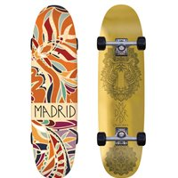 "Skateboard Madrid Combi Golden 32.5"" Complete 2019"