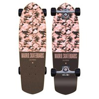 "Skateboard Madrid Picket Camo Pink 28.5"" Complete 2019"