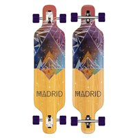 "Skateboard Madrid Trance Dt Space Mountain 40"" Complete 2019"