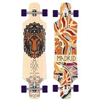 "Skateboard Madrid Space Dt Tigress 39"" Complete 2019"