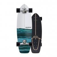 """Surf Skate Carver Resin 31\\"""" 2019 - Complete22640-C"""