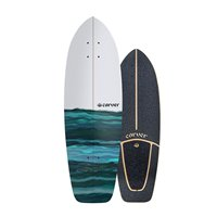 "Surf Skate Carver Resin 31"" 2018 - Deck Only"