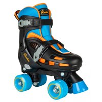 Rookie Adjustable Skate Duo Junior Blue/Orange 2019