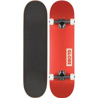 Skateboard Globe Good Stock 7.75'' - Red - Complete 2019