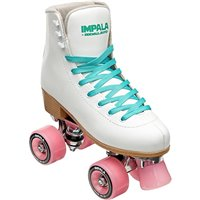 Impala Quad Skate White/Pink 2019