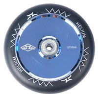 AO Helium Wheel 120mm incl. Titen Abec 9 polished 2019