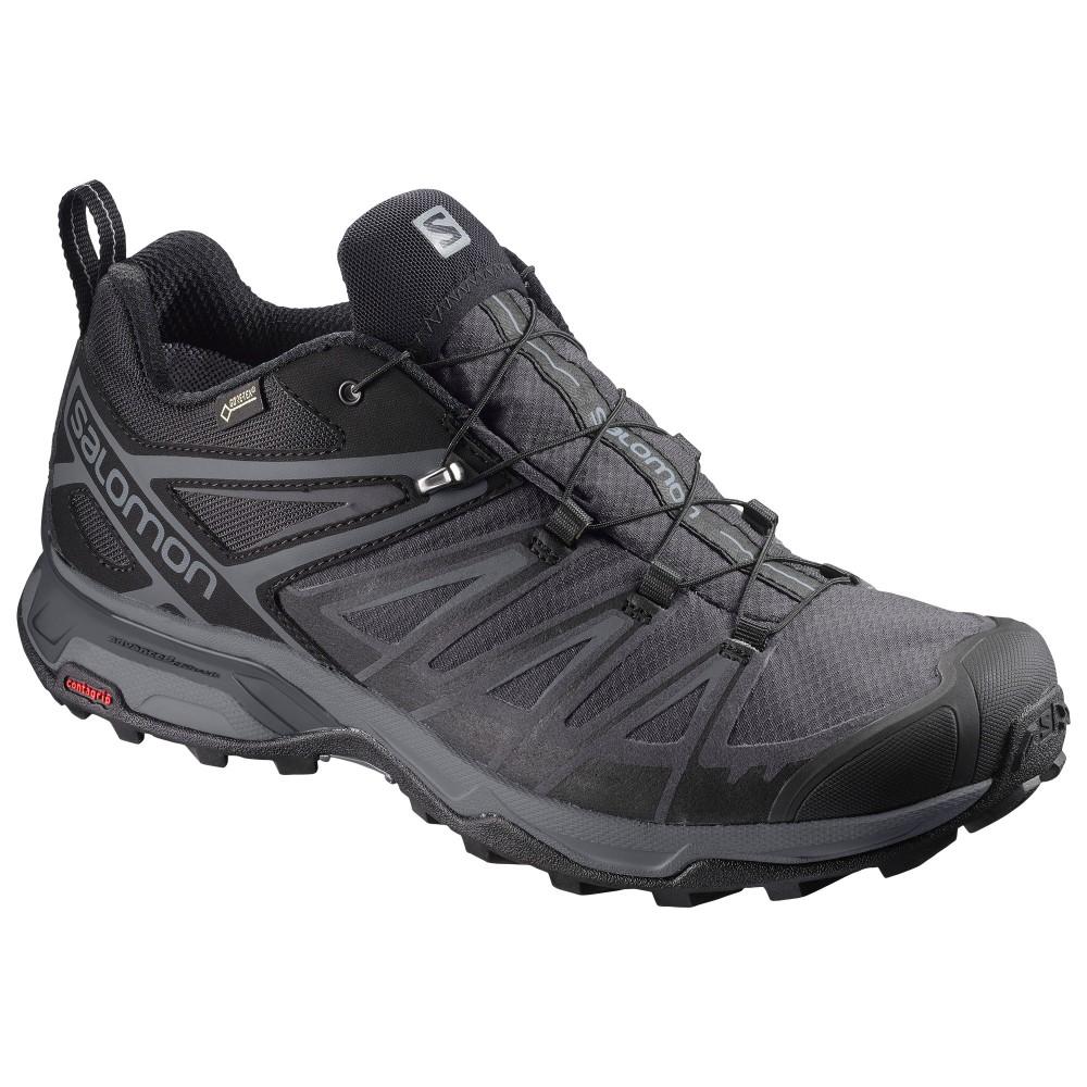 info for 4ed43 e28c5 Vêtements   Accessoires Chaussures de sport Hommes Chaussures De Randonnée Salomon  Shoes X Ultra 3 GTX Bk Magnet Quiet Shad 2019
