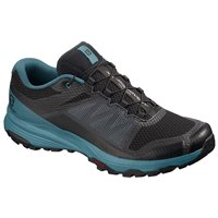 Salomon Shoes XA DISCOVERY Bk/Mallard Bl/Ebony 2018