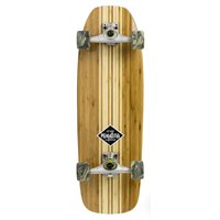 """Mindless Surf Skate Bamboo 30"""" 2019 - Complete"""