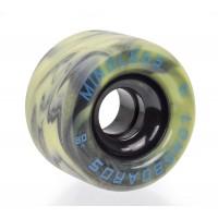 Mindless Viper Swirl Wheels Gum Swirl 65mm x 44mm 2019