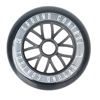 Ground control Wheels 3-pack Black 125mm 85A 2019