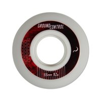 Ground control Wheel 55mm 92A White 2019