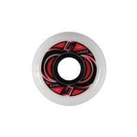 Ground control Wheels 64mm 90A White 2019