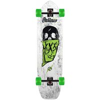 "Moonshine Outlaw White/Green 38.25\"" - Complete 2019"