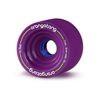 Orangatang In Heat Wheels 75mm / 83a Violet 2019