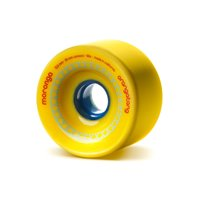 Orangatang Wheels Moronga 72.5 mm 86a Jaune 2019
