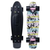 "Penny Skateboard Retro Palm 22"" - complete 2019"