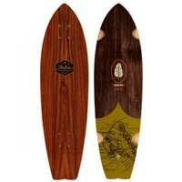 "Arbor Groundswell Sizzler 32"" Deck 2019"